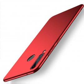 Funda Gel Huawei P30 Lite Flexible y lavable Mate Roja