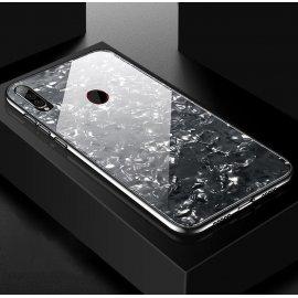 Funda Huawei P30 Lite Tpu Negra Trasera Cristal