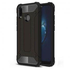 Funda Huawei P30 Lite Shock Resistante Negra.