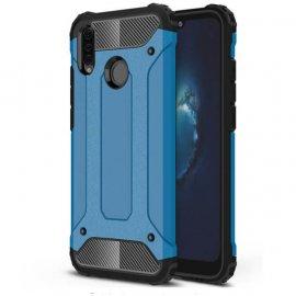 Funda Huawei P30 Lite Shock Resistante Azul.