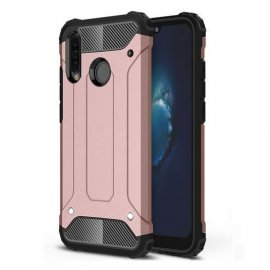 Funda Huawei P30 Lite Shock Resistante Rosa.