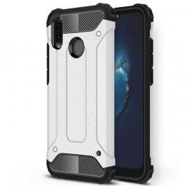 Funda Huawei P30 Lite Shock Resistante Blanca.