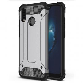 Funda Huawei P30 Lite Shock Resistante Gris.