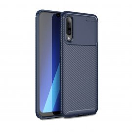 Funda Samsung Galaxy A50 Tpu Carbonix 3D Azul