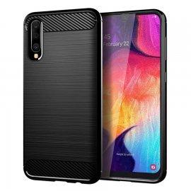 Funda Samsung Galaxy A50 Tpu 3D Negra