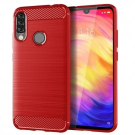 Funda Huawei P30 Lite Tpu 3D Roja