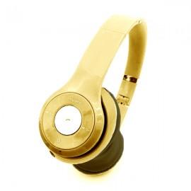 Auriculares Bluetooth Dorado MTel