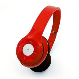 Auriculares Bluetooth Rojo MTel