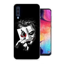 Funda Samsung Galaxy A50 Gel Dibujo Joker