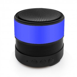 Altavoz Bluetooth Granada con Radio FM Plus Azul
