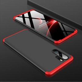 Funda 360 Huawei P30 Pro Roja y Negra