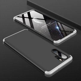 Funda 360 Huawei P30 Pro Gris y Negra