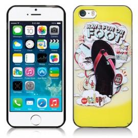 Funda Iphone 6 Gel 3D Funny Semi Rigida Alta Calidad