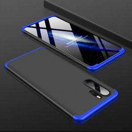 Funda 360 Huawei P30 Pro Azul y Negra