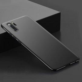 Funda Gel Huawei P30 Pro Flexible y lavable Mate Negra