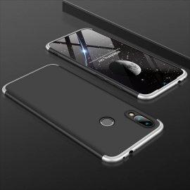 Funda 360 Xiaomi Redmi 7 Negra y Gris