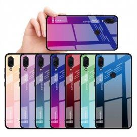 Funda Xiaomi Redmi 7 Tpu Trasera Cristal