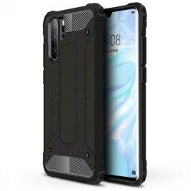 Funda Huawei P30 Pro Shock Resistante Negra.