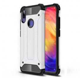 Funda Xiaomi Redmi 7 Shock Resistante Blanca