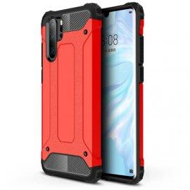 Funda Huawei P30 Pro Shock Resistante Roja.
