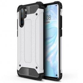 Funda Huawei P30 Pro Shock Resistante Blanca.