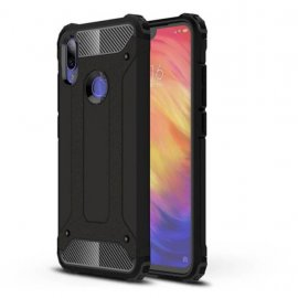 Funda Xiaomi Redmi 7 Shock Resistante Negra
