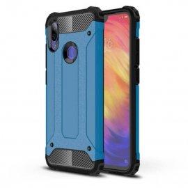 Funda Xiaomi Redmi 7 Shock Resistante Azul
