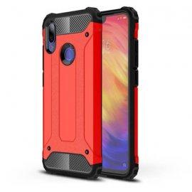 Funda Xiaomi Redmi 7 Shock Resistante Roja