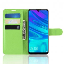 Funda Libro Huawei P30 Pro Soporte Verde