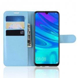 Funda Libro Huawei P30 Pro Soporte Azul