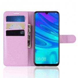 Funda Libro Huawei P30 Pro Soporte Rosa