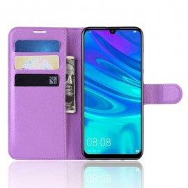 Funda Libro Huawei P30 Pro Soporte Violeta