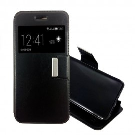 Funda Libro Samsung Galaxy S8 con Tapa Negra