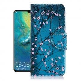 Funda Libro Huawei P30 Pro Soporte Blossom