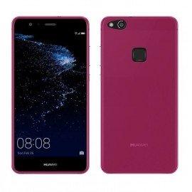 Funda Gel Huawei P10 Lite Flexible y lavable Rosa