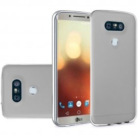 Funda Gel LG G6 Flexible y lavable Transparente