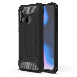 Funda Samsung Galaxy A40 Shock Resistante Negra