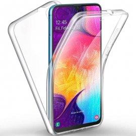 Funda 360 Samsung Galaxy A40 Silicona TPU