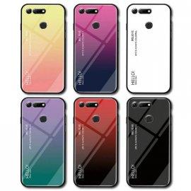 Funda Xiaomi Redmi Note 7 Tpu Trasera Cristal