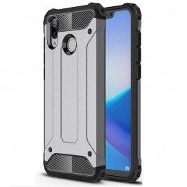Funda Xiaomi Mi Play Shock Resistante Plata