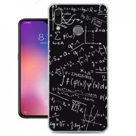 Funda Xiaomi Mi Play Gel Dibujo Formulas