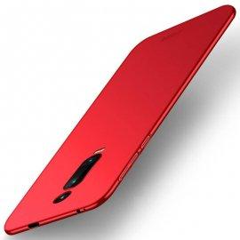 Funda Gel Xiaomi Redmi K20 Flexible y lavable Mate Roja