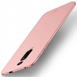 Funda Gel Xiaomi Redmi K20 Flexible y lavable Mate Rosa