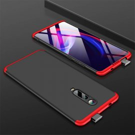 Funda 360 Xiaomi Redmi K20 Roja y Negra