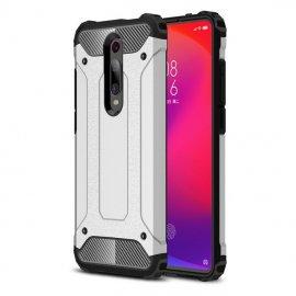 Funda Xiaomi Redmi K20 Shock Resistante Plata