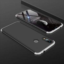 Funda 360 Samsung Galaxy A20 Negra y Gris