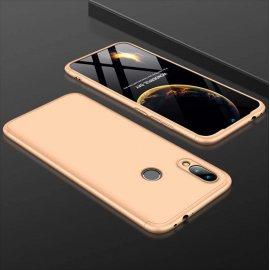 Funda 360 Samsung Galaxy A20 Dorada