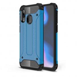 Funda Samsung Galaxy A20 Shock Resistante Azul
