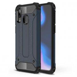 Funda Samsung Galaxy A20 Shock Resistante Navy