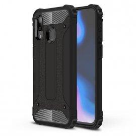 Funda Samsung Galaxy A20 Shock Resistante Negra